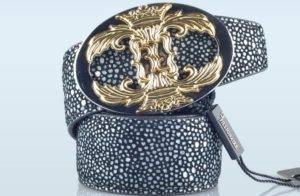 ALLIGATOR ITALIAN COUTURE BELT one of Most Expensive Belts In The World