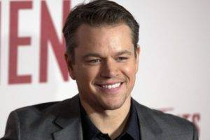 MATT DAMON Most Beautiful Smile In The World