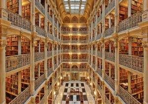 Most Beautiful Library
