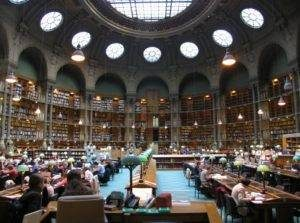 NATIONAL LIBRARY OF FRANCE Best Libraries in the world