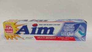 Aim one of Best Toothpaste Brands