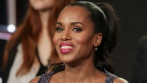 Kerry Washington Beautiful Smile
