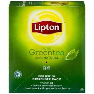 Lipton one of Best Green Tea Brands In The World