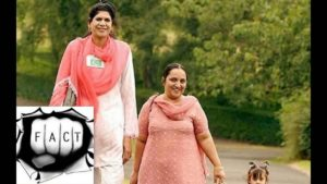 Top 10 Most Tallest Women's In The World