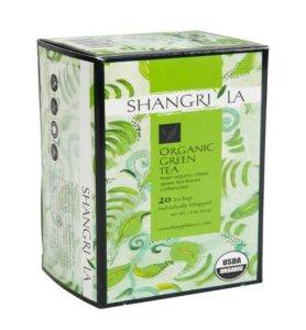 SHANGRILA Green Tea Brand In The World