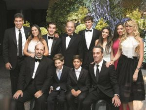 richest family in the world