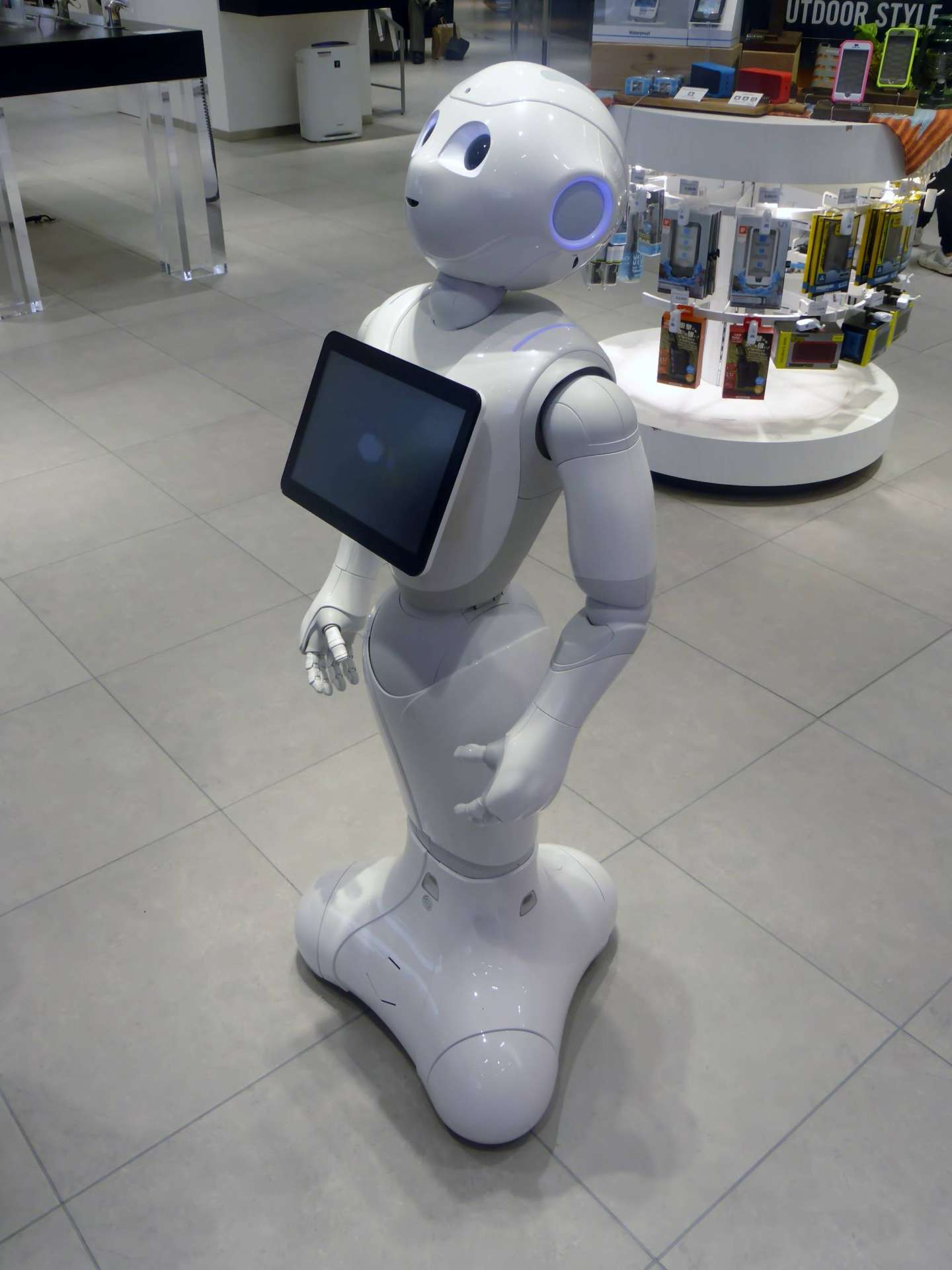 AMAZING ROBOTS IN THE WORLD