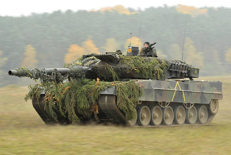 Armored Tanks In The World