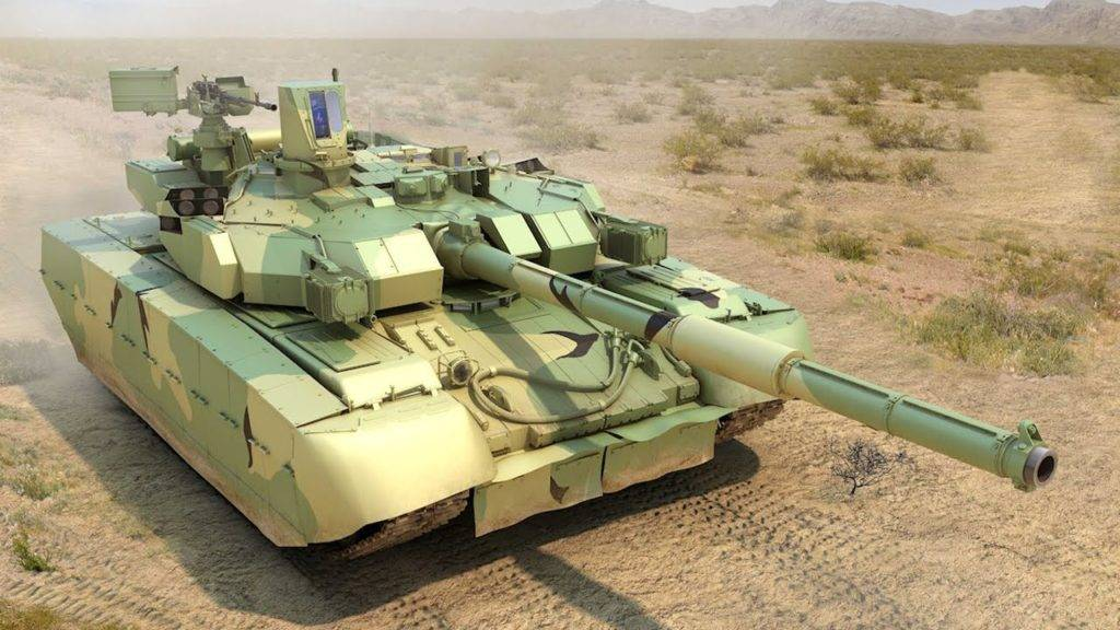 10 Armored Tanks In The World