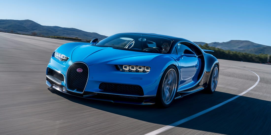 Top 10 Fastest Cars Of All Time