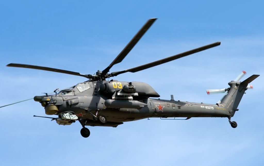 Top 10 Fastest Helicopter
