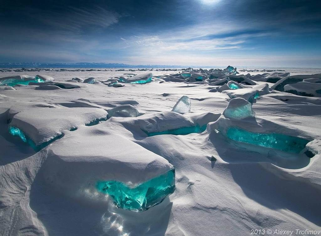 Top 10 Coldest Places In The Earth