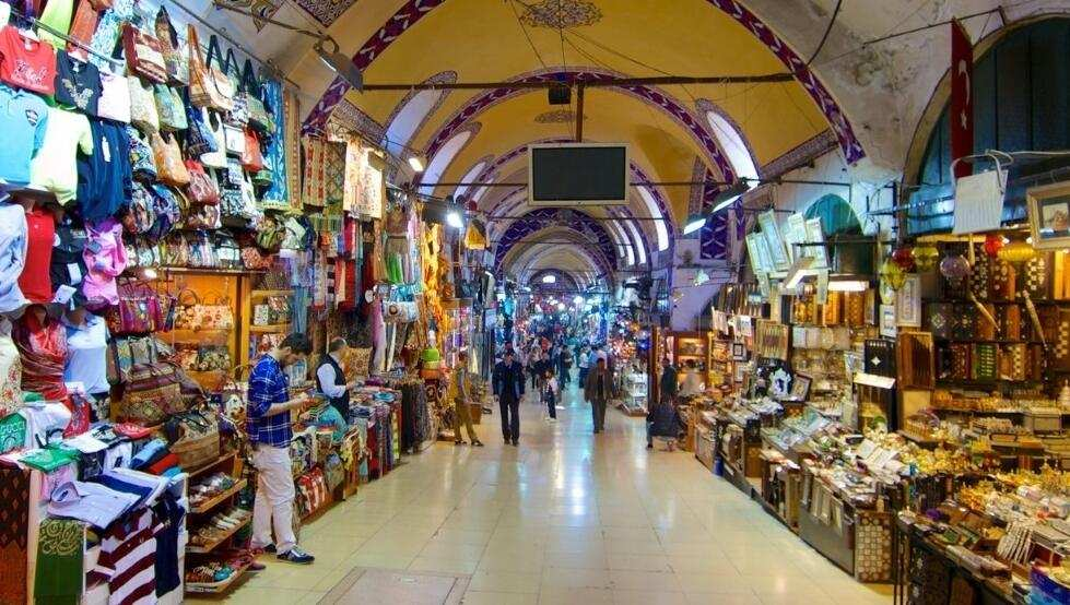 Famous Street Markets In The World