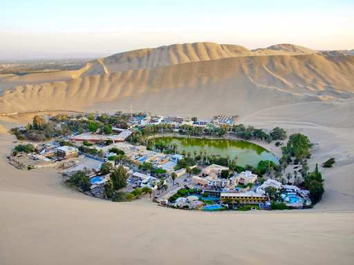 Most Beautiful And Amazing Desert Oasis In The World