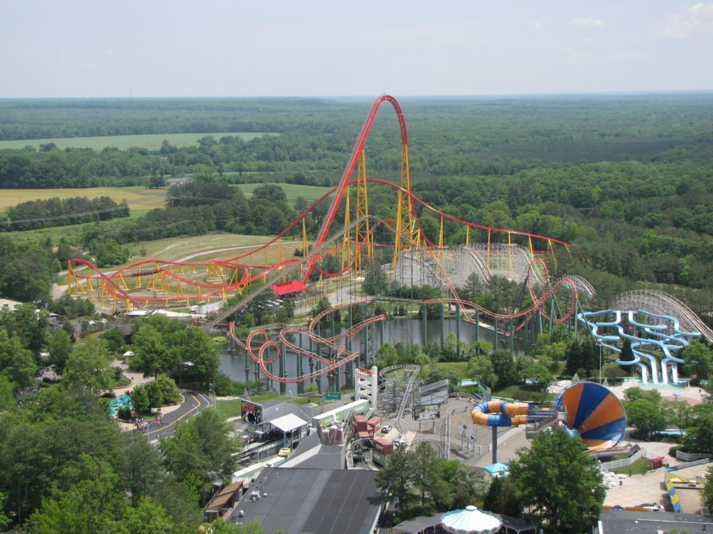 Top 10 Fastest Roller Coasters