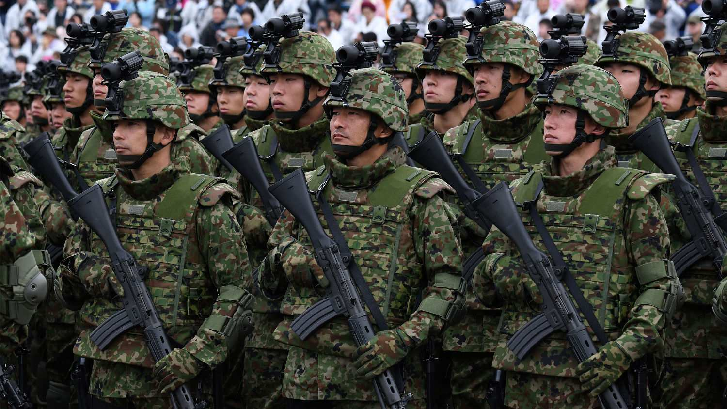 Top 10 Deadliest Militaries Of All Time In The World