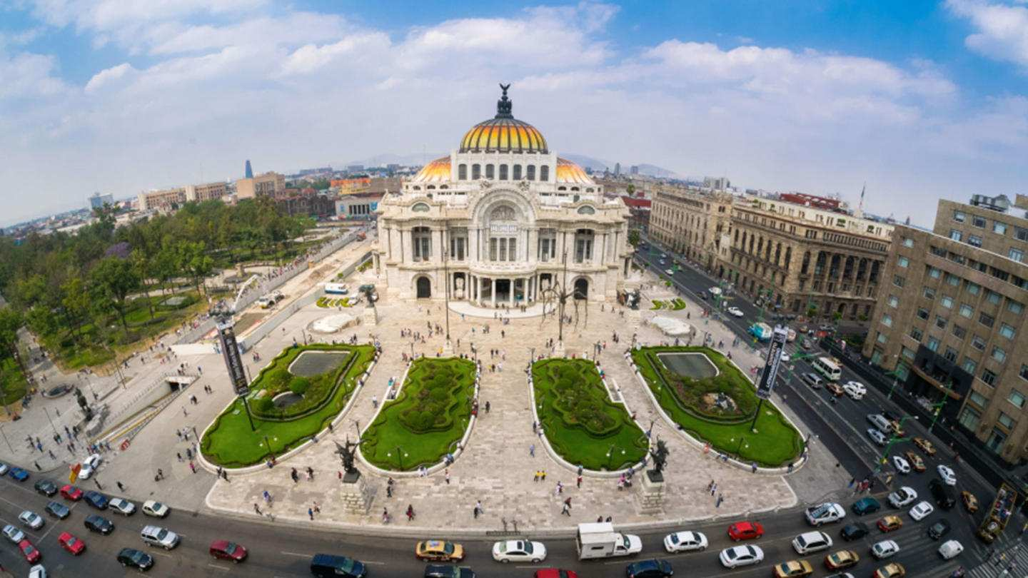 Mexico one of the Busiest Cities In The World
