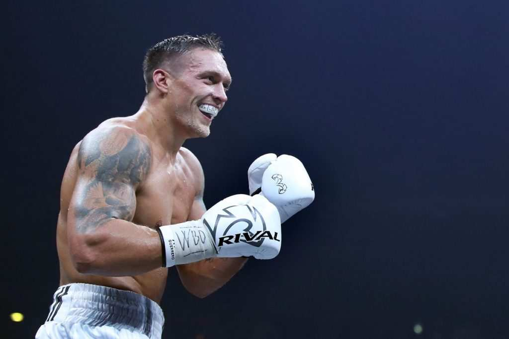 Top 10 Professional Boxers of World