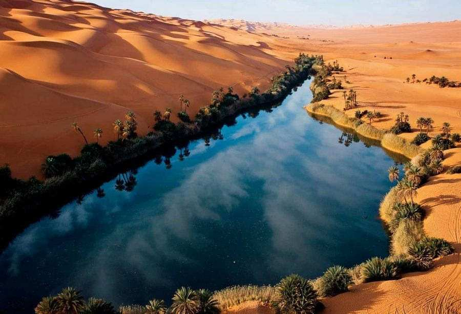 Top 10 Most Beautiful And Amazing Desert Oasis In The World