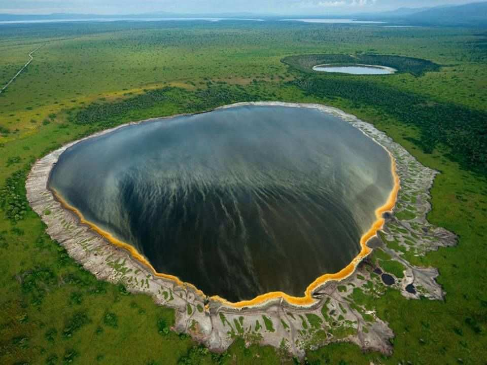 Top 10 Most Beautiful Crater Lakes In The World