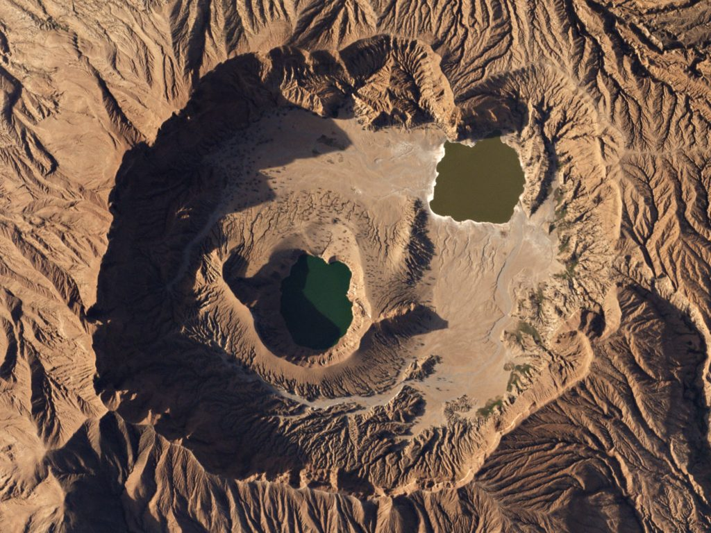 Beautiful Crater Lakes In The World