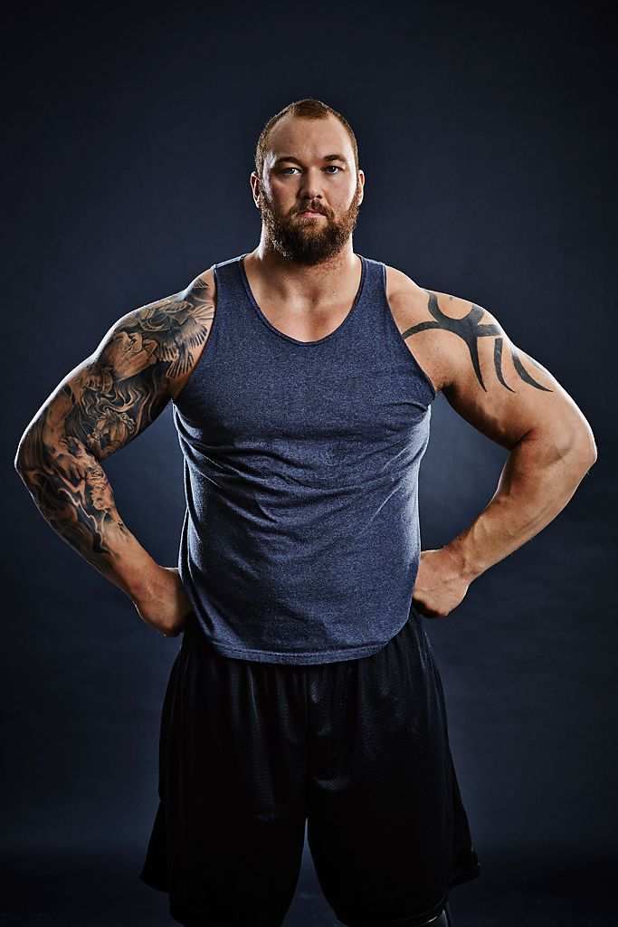 10 Strongest Men In The World