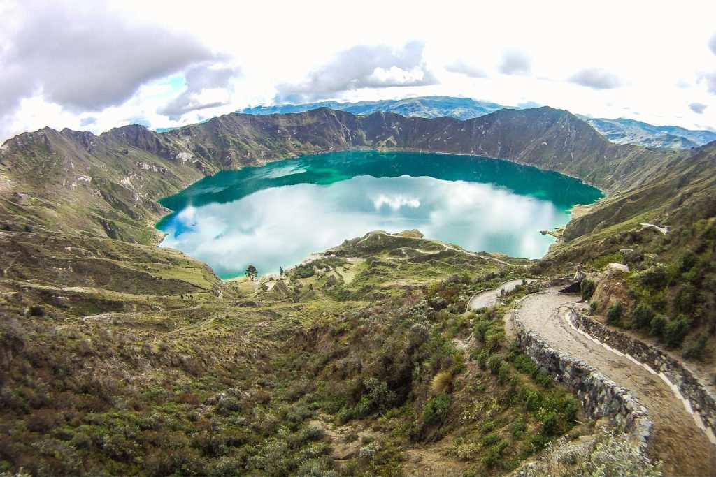 Beautiful Crater Lakes