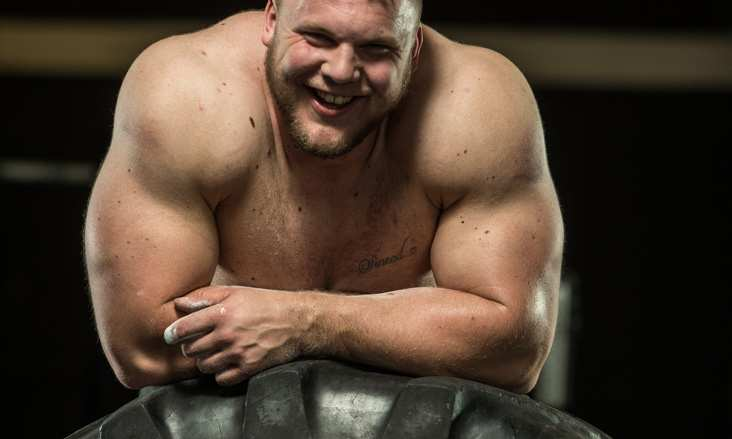 Top 10 Strongest Men In The World