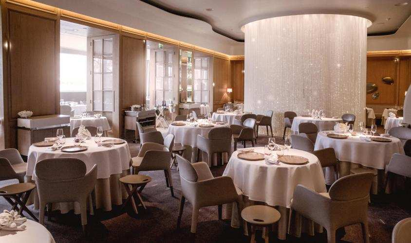 ALAIN DUCASSE AT THE DORCHESTER,