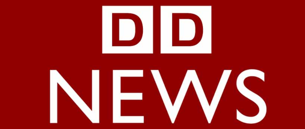 DD NEWS Watched News Channels In The World