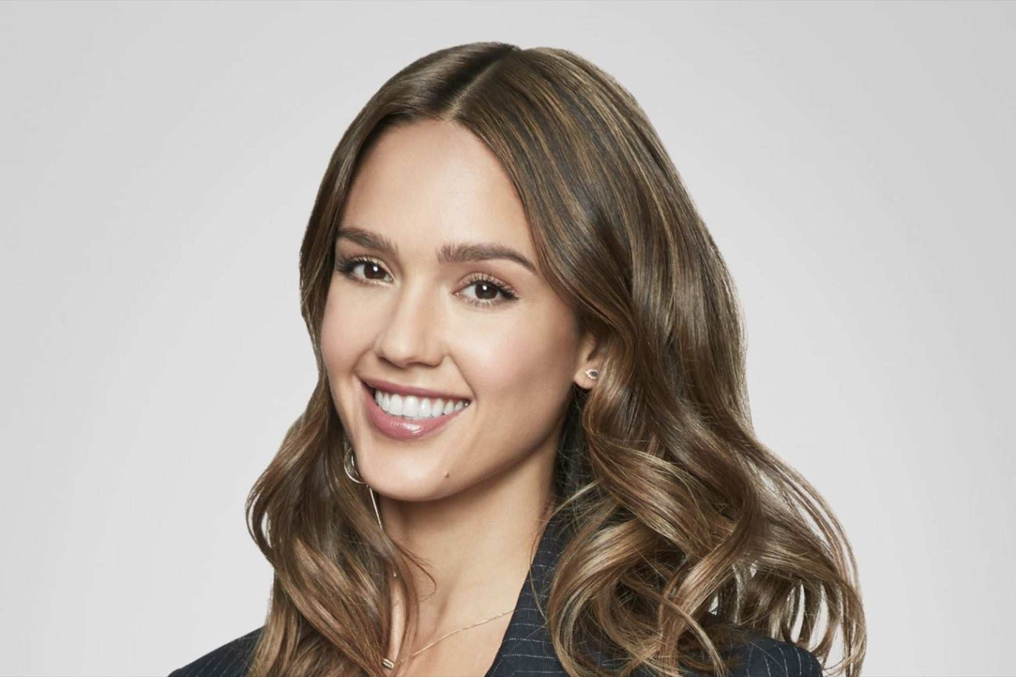 JESSICA ALBA Beautiful Smile In The World