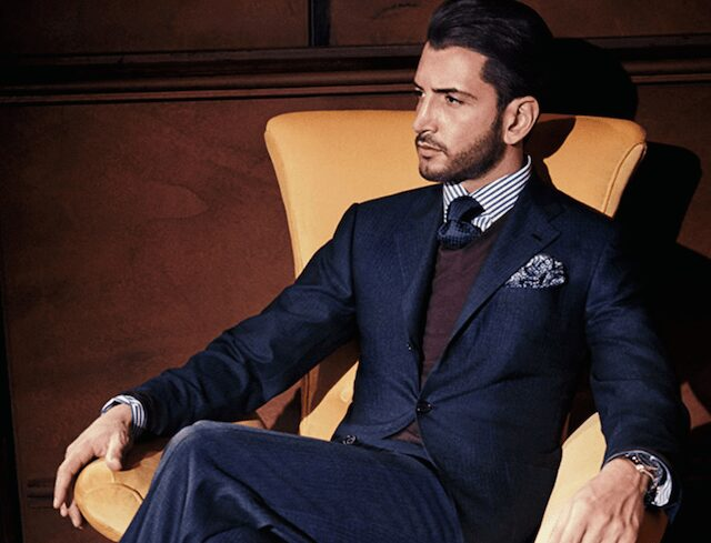 KITON K-50 Expensive Suits In The World