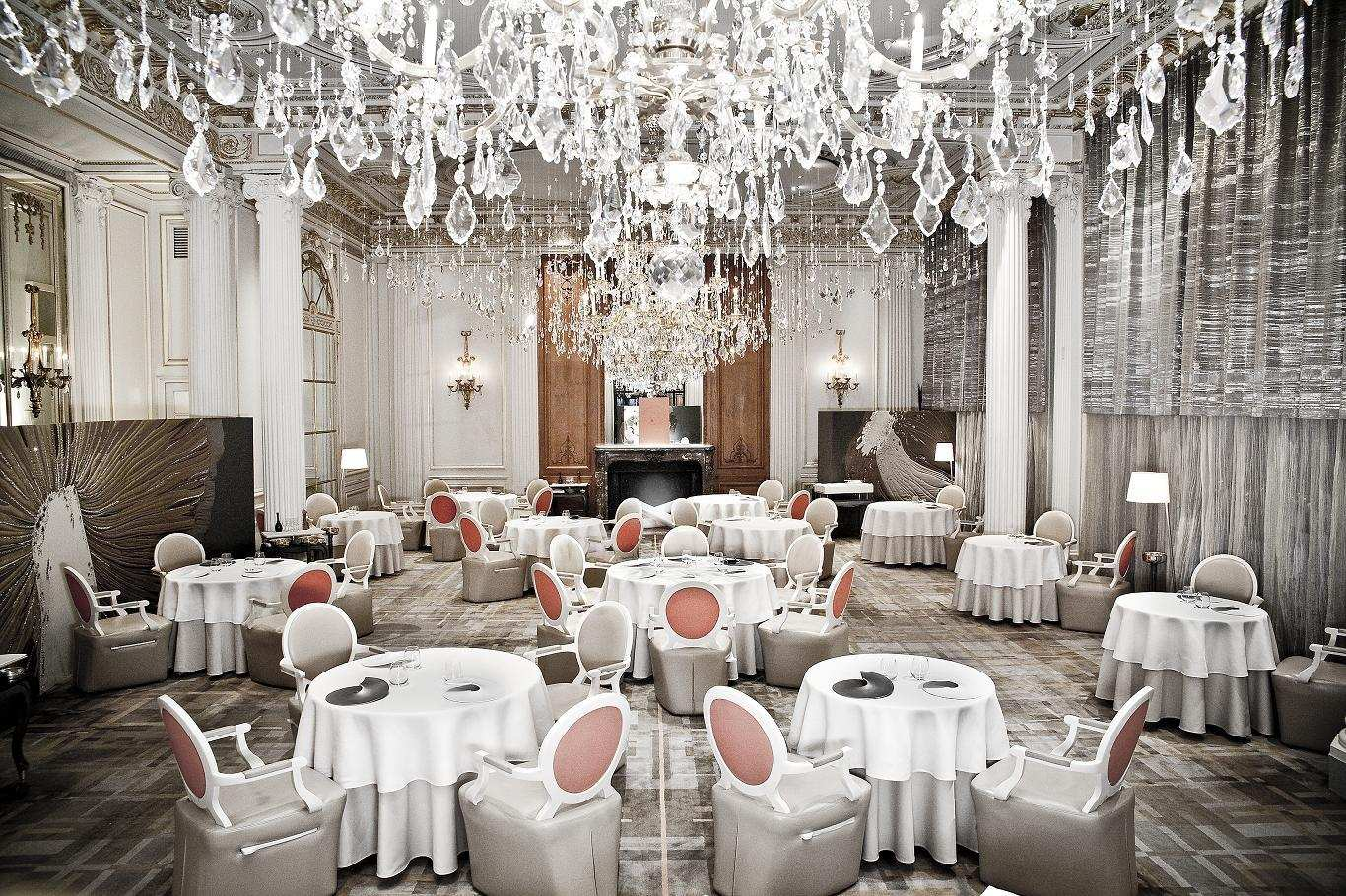 PLAZA ATHENEE, PARIS Expensive Restaurants In The World