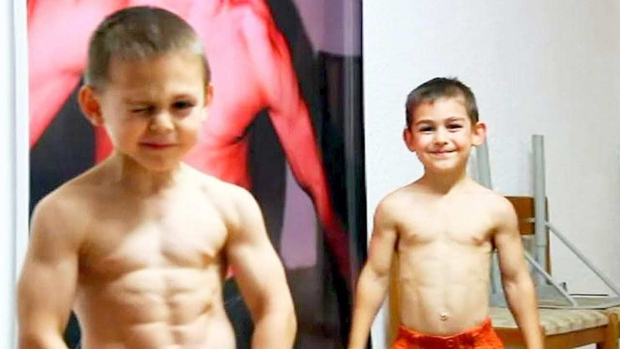 Top 10 Strongest Kids In The World
