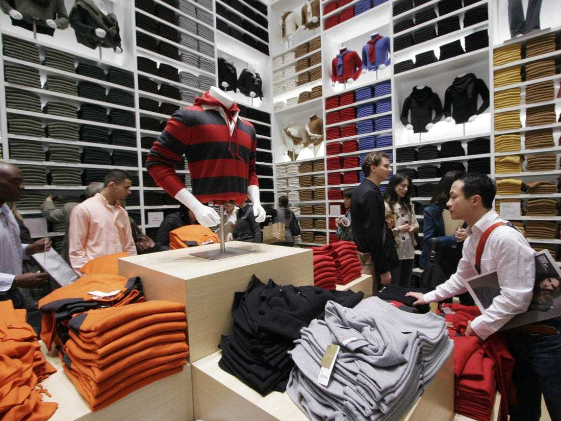 Popular Teen Clothing Stores In The World This Year