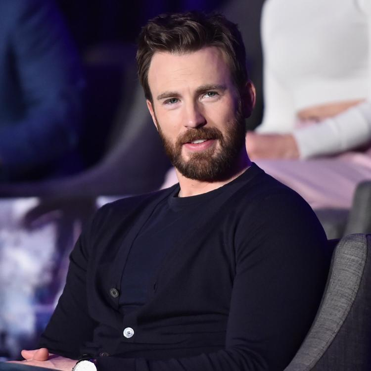 Chris Evans Most handsome man 2021