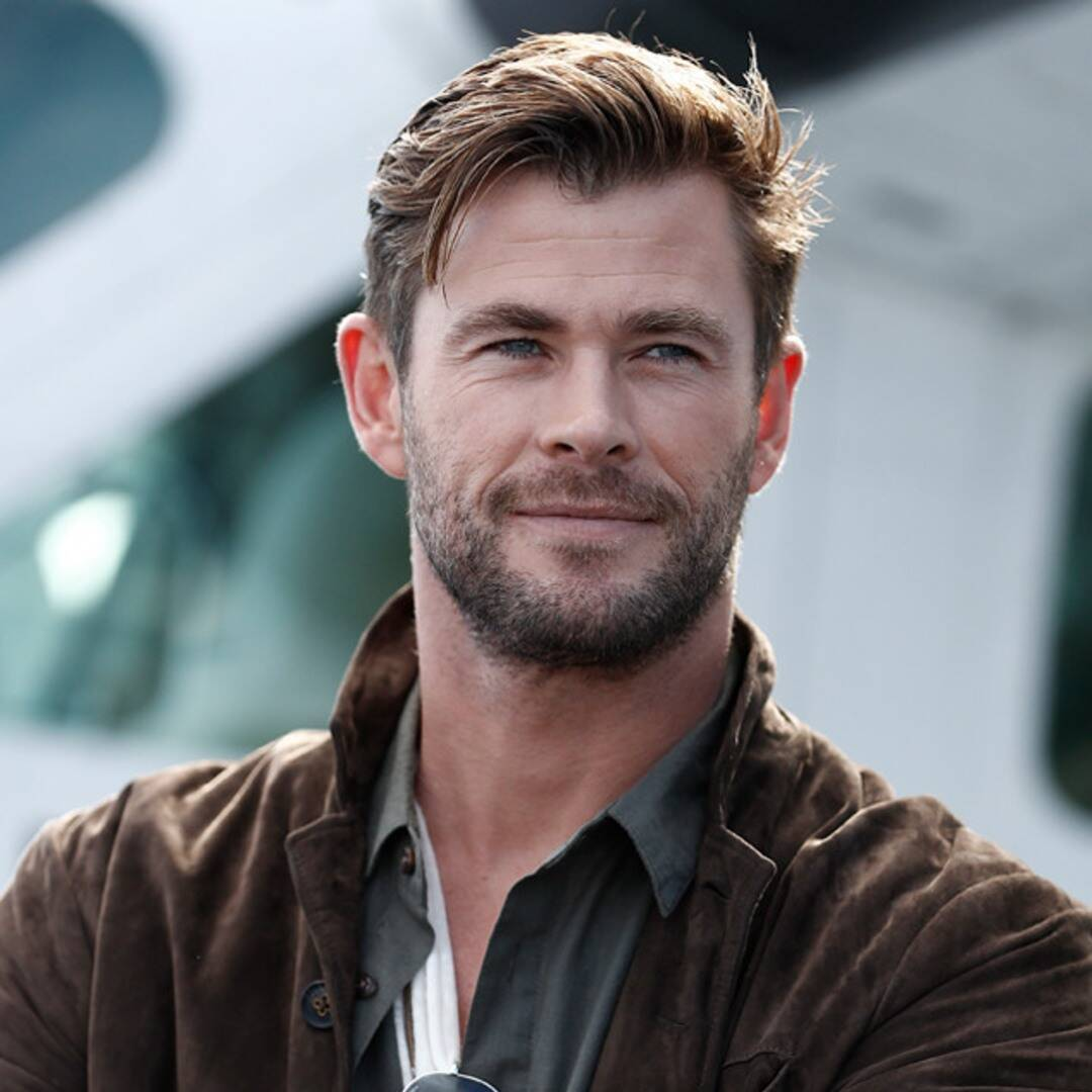 Chris Hemsworth 2021 Most Handsome men