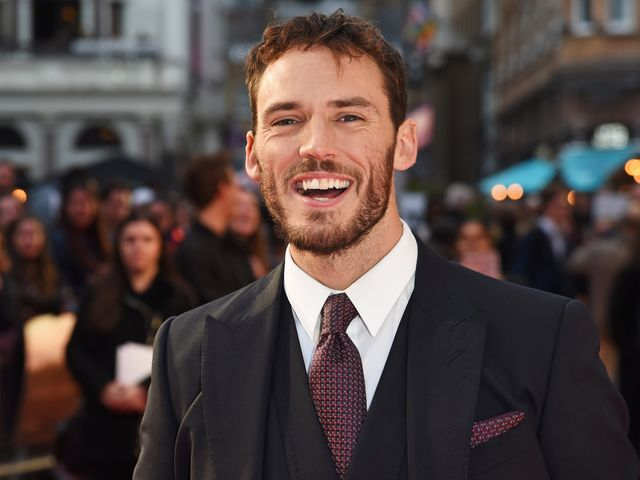 Sam Claflin Men in the World 2020-2021