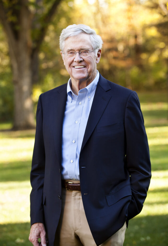 Charles Koch Richest people in world
