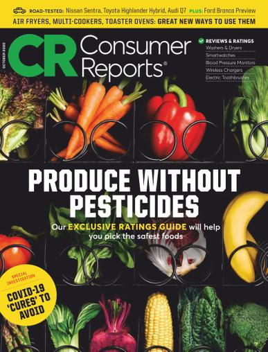 Consumer Reports Top 25 Most Famous and Read Magazines
