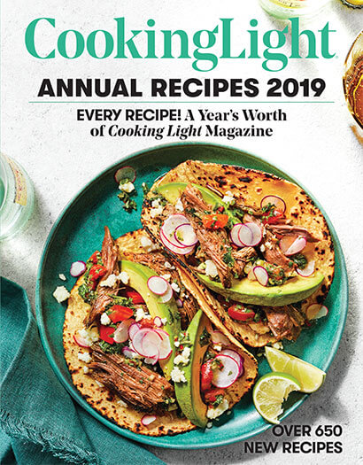 Cooking Light Top 25 Most Famous and Read Magazines