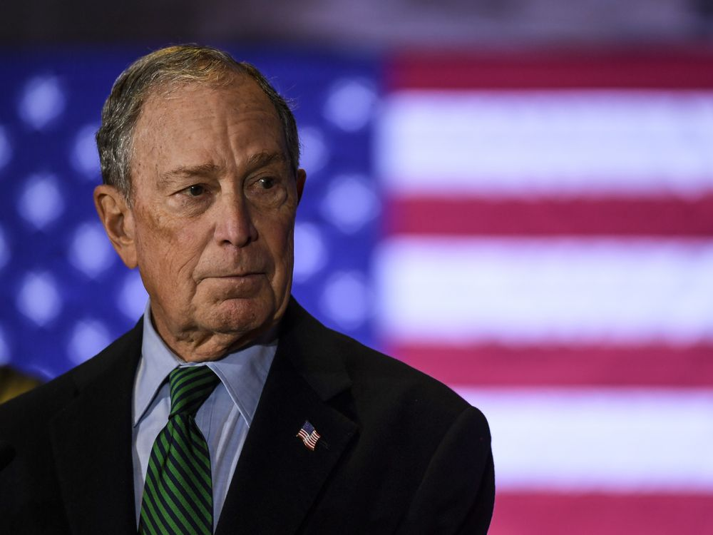MICHAEL BLOOMBERG Richest People