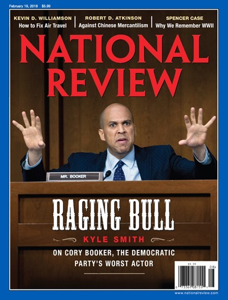 National Review Famous Magazine In The World