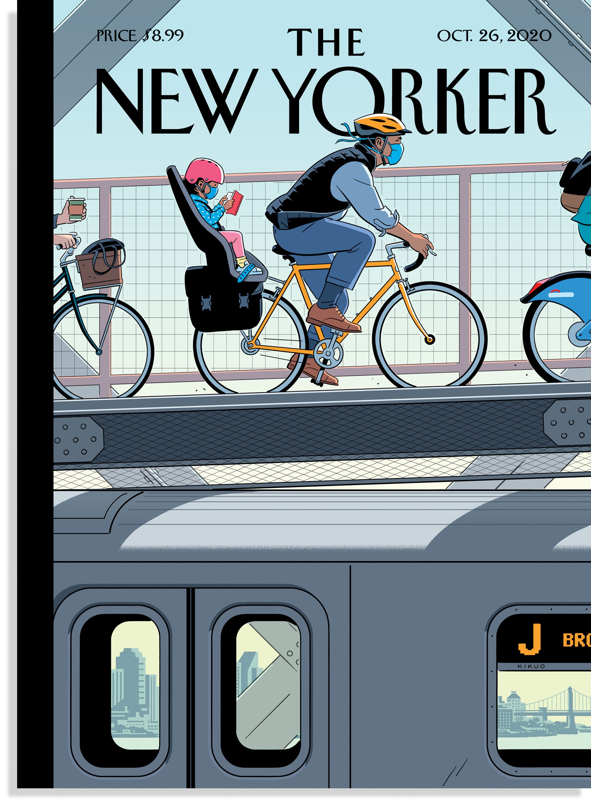 The New Yorker Magazine In The World