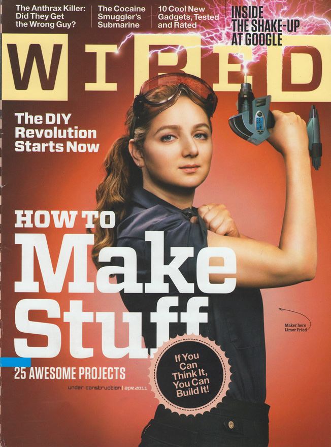 Wired Top 25 Most Famous and Read Magazines