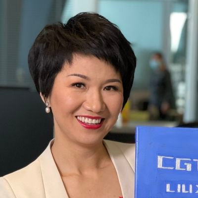 Liu Xin Hottest Anchor in The World