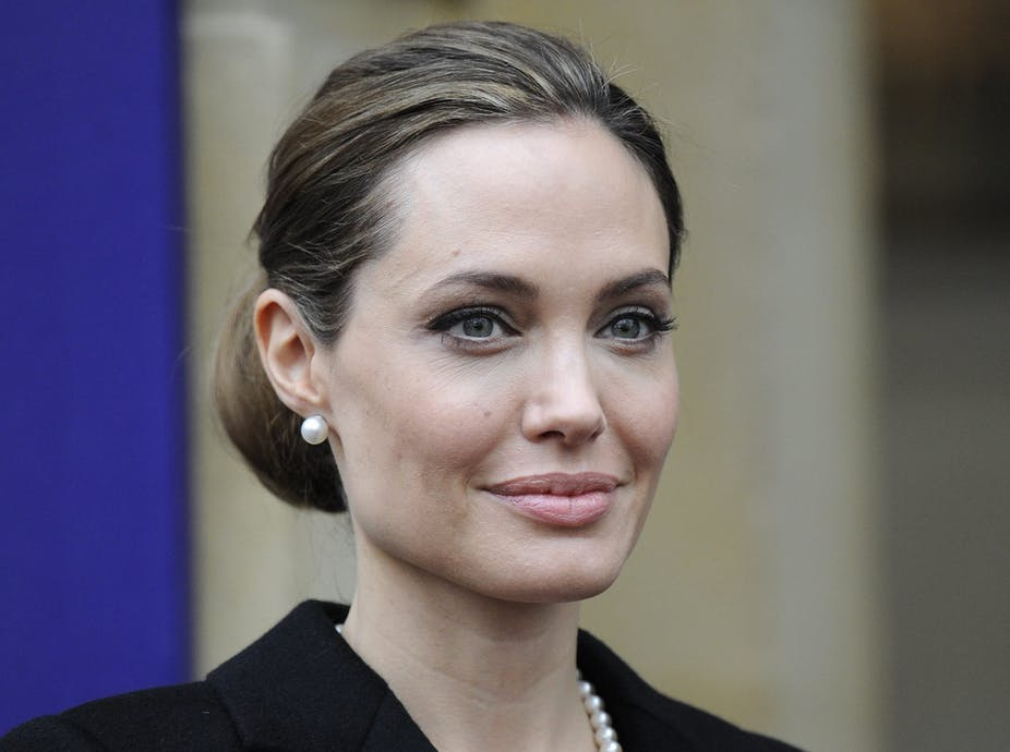 Angelina Jolie Hollywood Actresses
