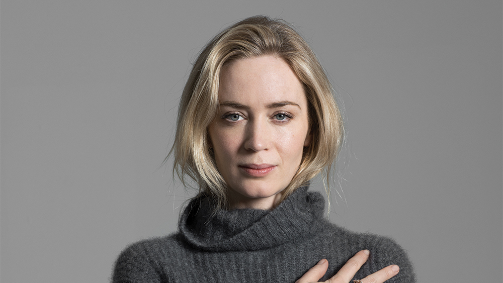 EMILY BLUNT Hollywood Actresses