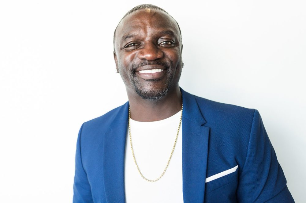 Akon Richest Rappers in the world