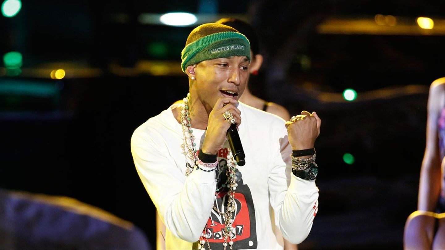 Pharrell Williams Richest Rappers